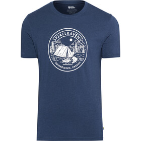 Fjällräven Trekking Equipment T-Shirt Homme, dark navy